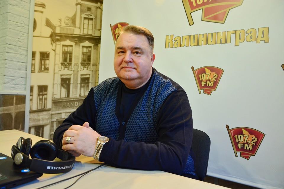 Только у нас. Михаил Андреев