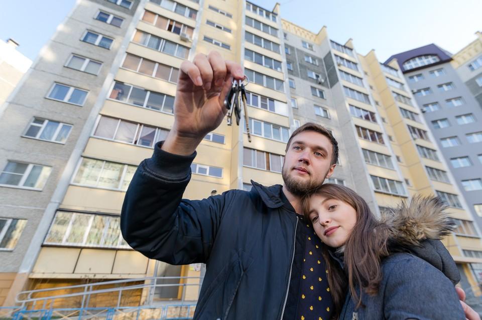 1160 семей получат ключи от квартир.