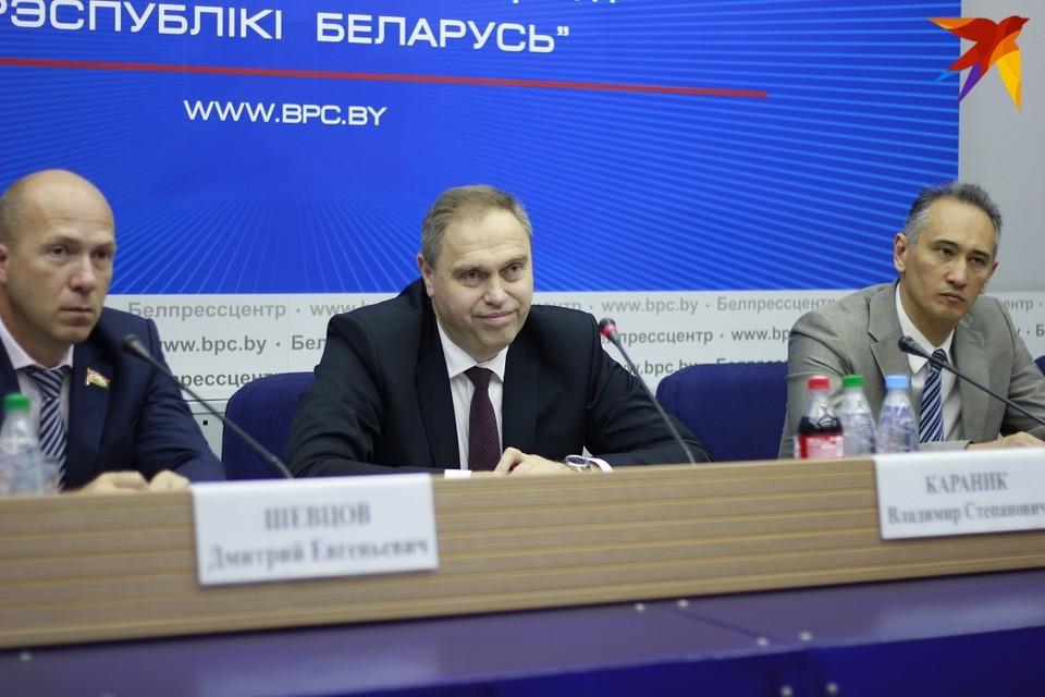 Владимир Караник стал министром здравоохранения 11 июня.