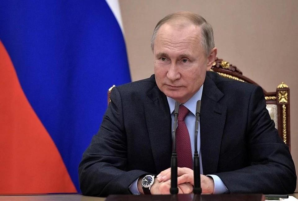 """В Кремле назвали дату """"Прямой линии"""" Владимира Путина"""