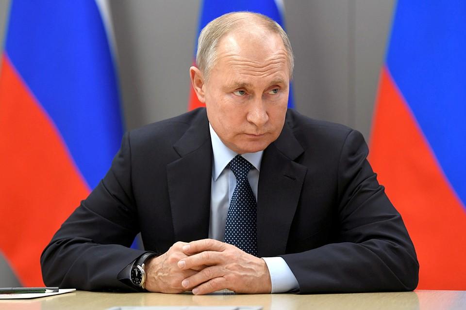 Президент считает стену возникшую между Россией и Украиной большой бедой.