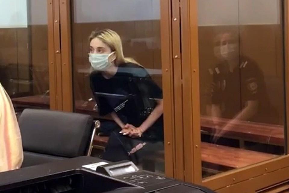 Прокуратура потребовала арестовать девушку, сбившую троих детей в Москве Фото: пресс-служба Никулинского райсуда Москвы