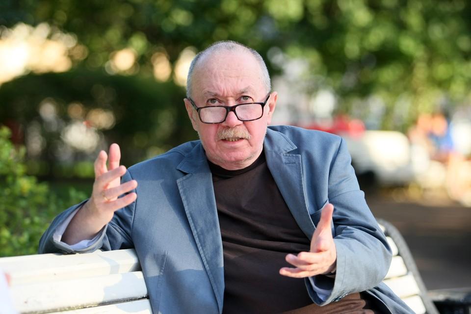 Известный писатель и драматург Денис Драгунский встретится с читателями в Туле