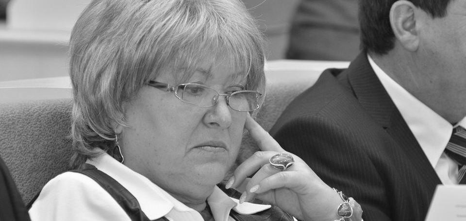 Зоя Степанова была почетным гражданином и скончалась в сентябре 2020 года