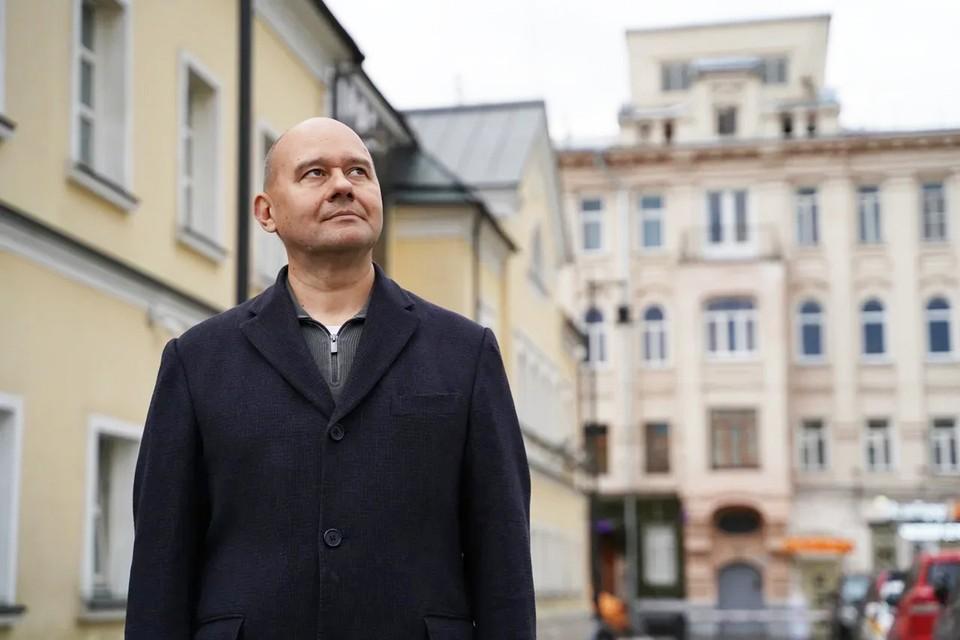 Олег Леонов заявил, что борьба за сохранение исторических зданий будет продолжена. Фото: Александр ИВАНОВ.