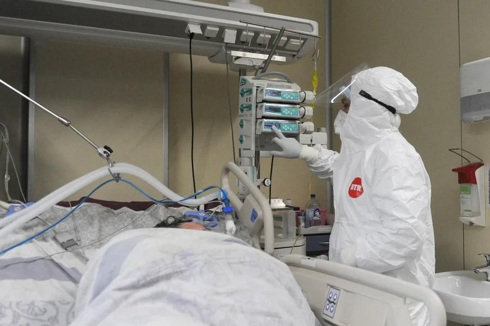 В Ленобласти еще 184 человека заразились ковидом за сутки.