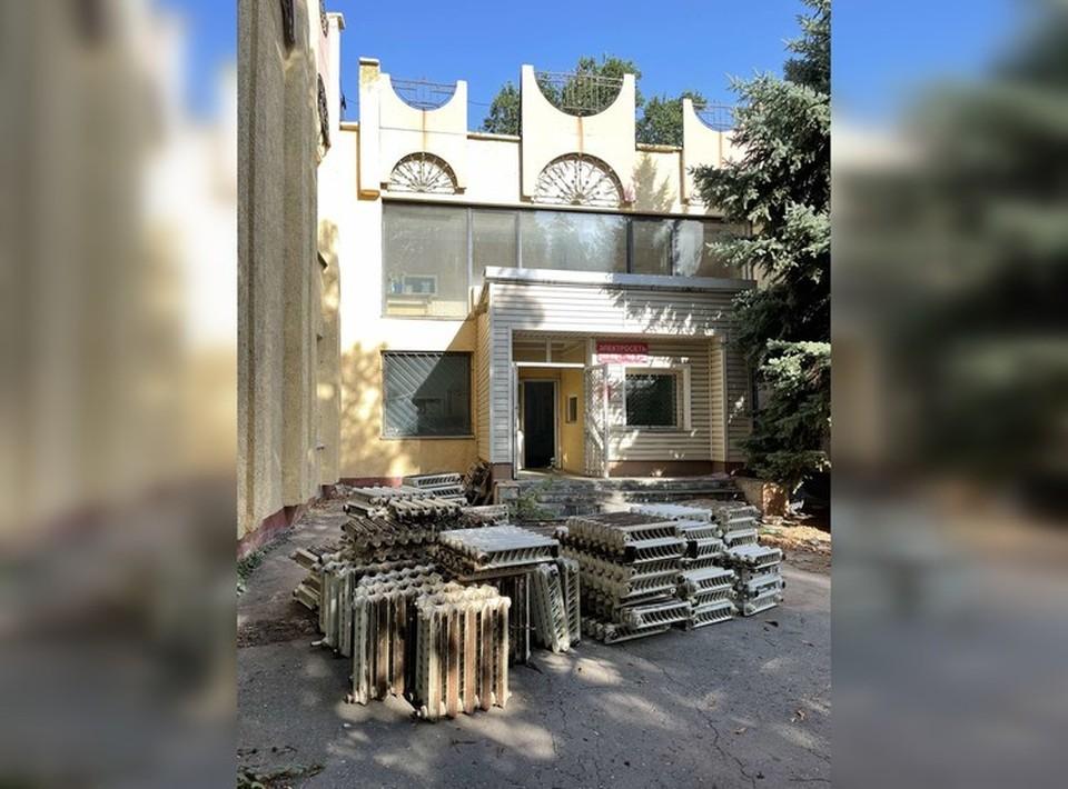 Здание было приобретено для дальнейших инвестиций