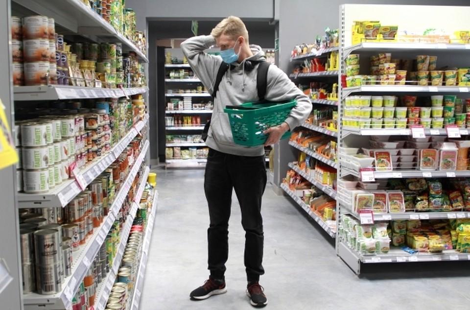 Цены на некоторые продукты в Омске начали расти.