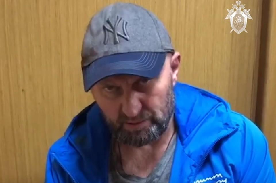 Александра Мавриди, обвиняемого в убийстве «колбасного короля» задержали вечером в понедельник, 13 сентября в Москве. Фото: Следственный комитет