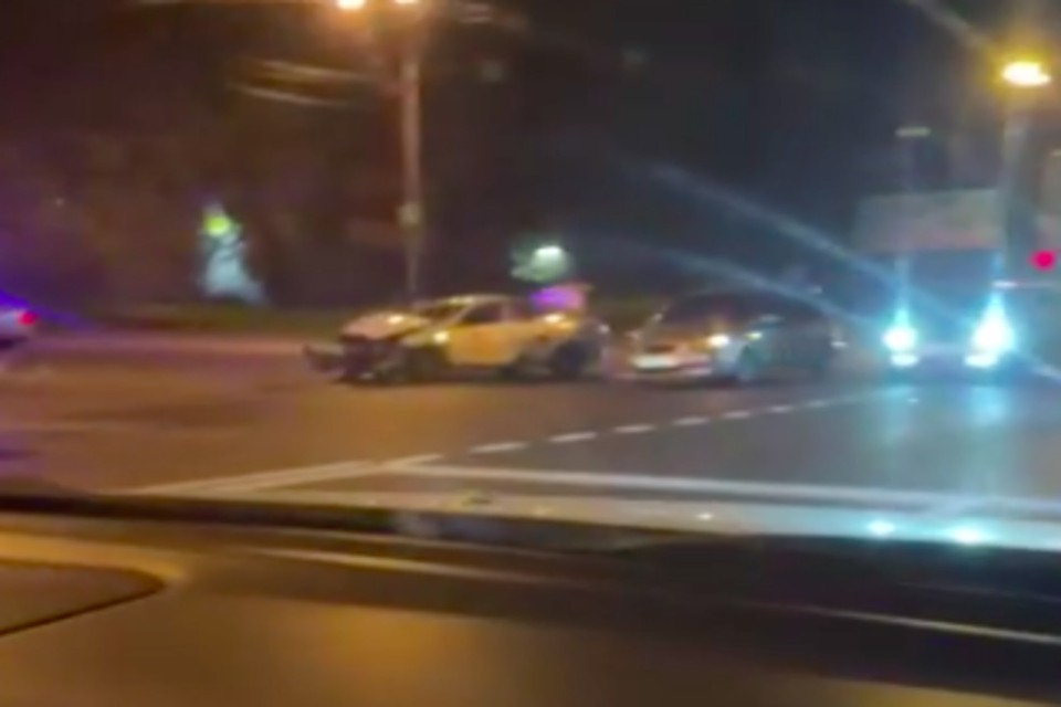 В ДТП никто не пострадал. Фото: стоп-кадр с видео «АСТ-54»