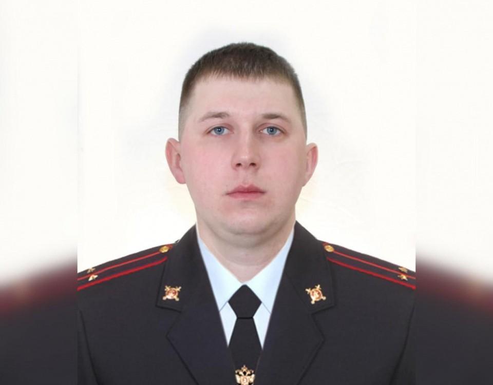 Полицейский находился при исполнении служебных обязанностей Фото: МВД России по Амурской области