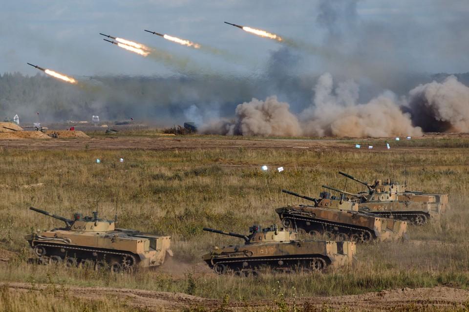 Учения «Запад-2021» стали самими крупными военными маневрами за последние 30 лет.