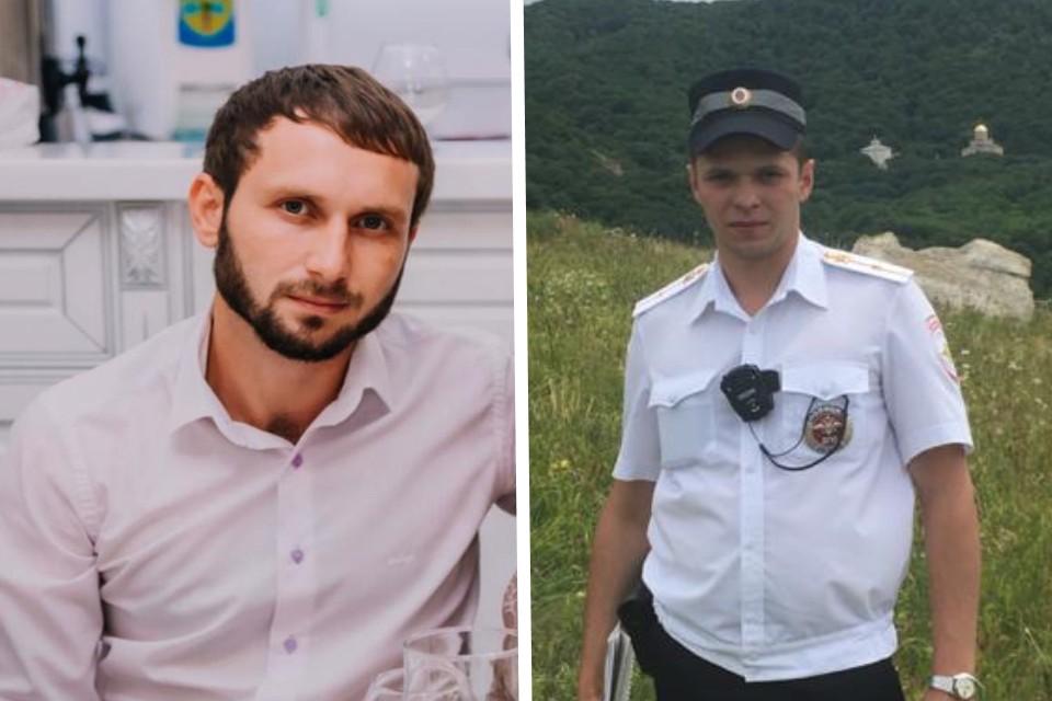 Халит Мустафаев и Максим Марченко. Фото: предоставлено родственниками сторон