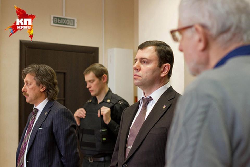 Ленинский районный суд оправдал Константина Лазарева.
