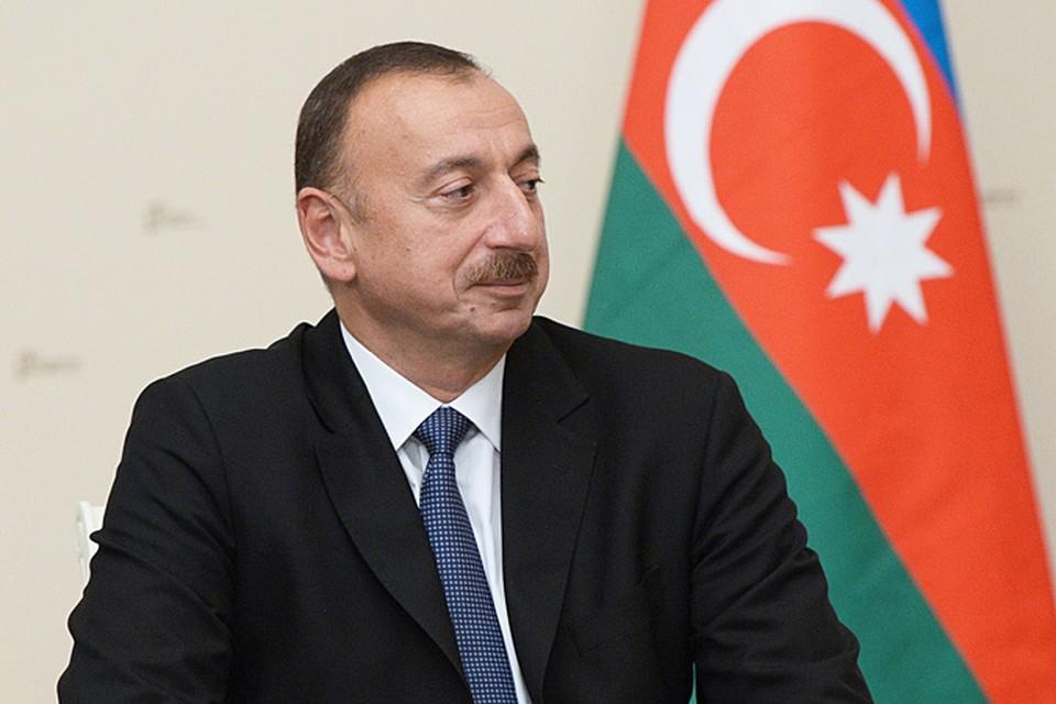 В понедельник президент Азербайджана Ильхам Алиев, выступая на заседании Кабинета министров, обрушился с гневной речью на Европейские структуры
